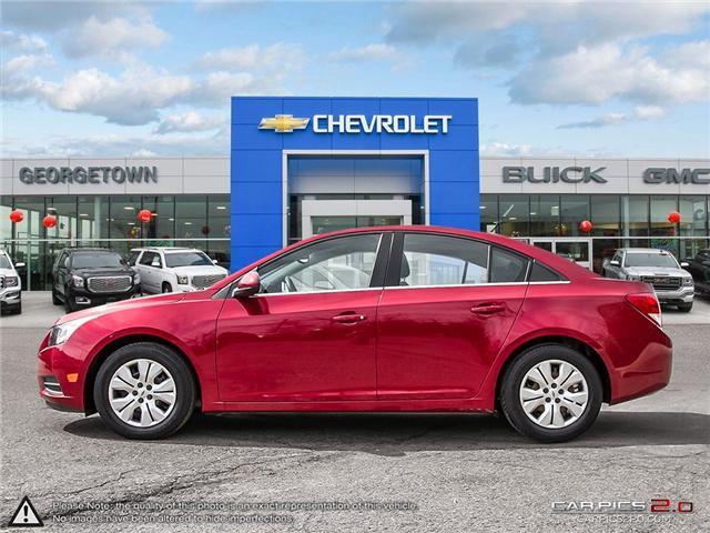2014 Chevrolet Cruze 1LT (Stk: 27038) in Georgetown - Image 3 of 27