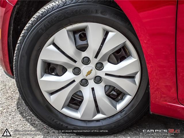 2014 Chevrolet Cruze 1LT (Stk: 27038) in Georgetown - Image 6 of 27