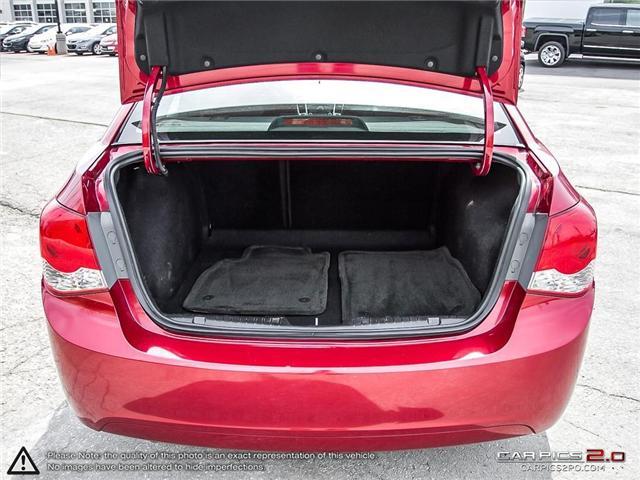 2014 Chevrolet Cruze 1LT (Stk: 27038) in Georgetown - Image 11 of 27
