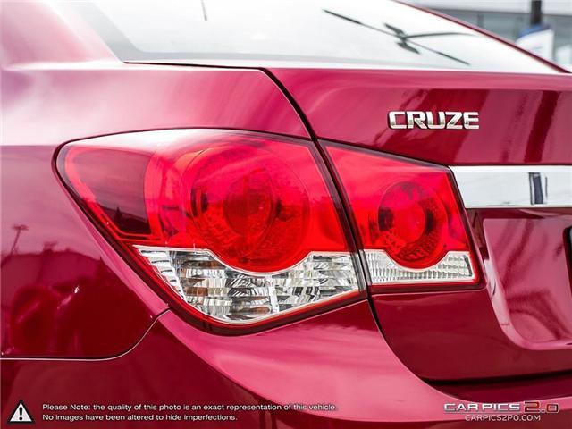 2014 Chevrolet Cruze 1LT (Stk: 27038) in Georgetown - Image 12 of 27