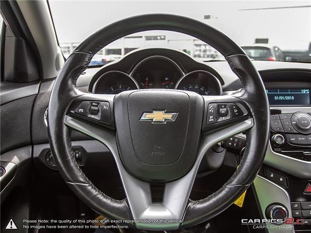 2014 Chevrolet Cruze 1LT (Stk: 27038) in Georgetown - Image 14 of 27