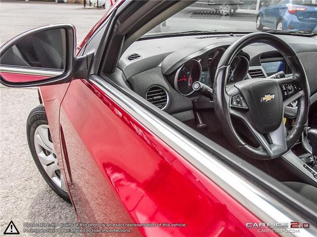 2014 Chevrolet Cruze 1LT (Stk: 27038) in Georgetown - Image 26 of 27