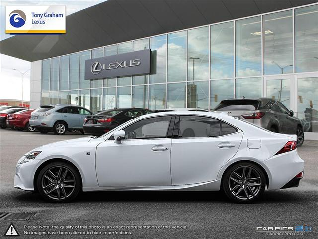2016 Lexus IS 350 Base (Stk: X1371) in Ottawa - Image 3 of 25