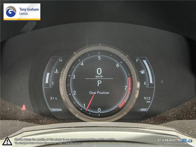 2016 Lexus IS 350 Base (Stk: X1371) in Ottawa - Image 15 of 25