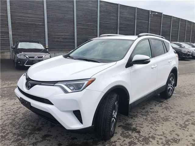 2017 Toyota RAV4 LE (Stk: 15294A) in Toronto - Image 2 of 12