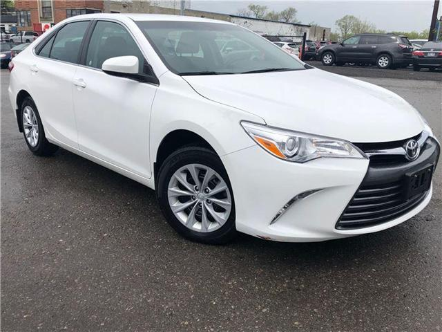 2017 Toyota Camry LE (Stk: 15293A) in Toronto - Image 1 of 13