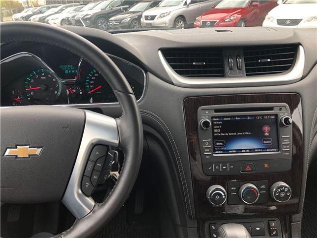 2017 Chevrolet Traverse 1LT (Stk: 7905XA) in Toronto - Image 9 of 11