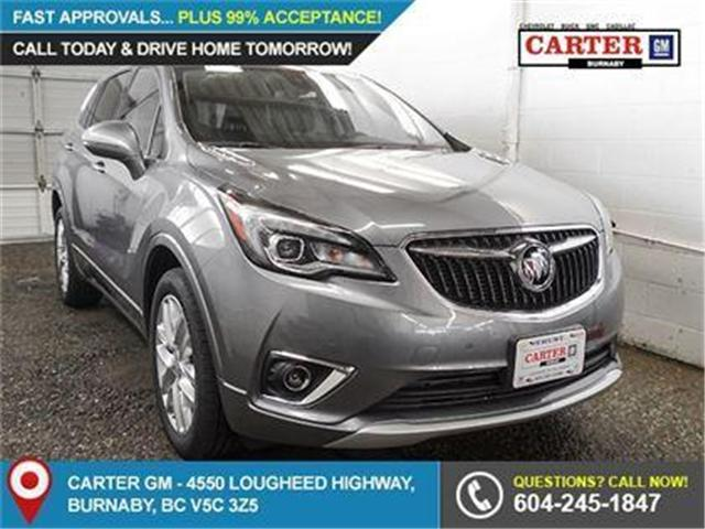 2019 Buick Envision Premium I (Stk: E9-15210) in Burnaby - Image 1 of 7