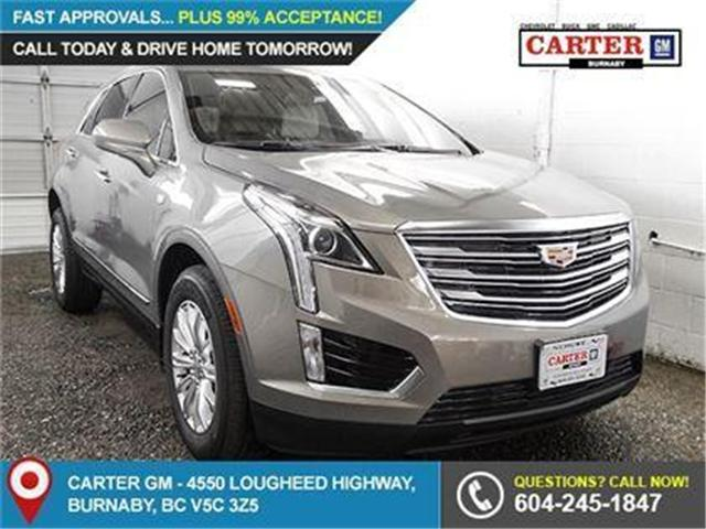 2018 Cadillac XT5 Base (Stk: C8-81790) in Burnaby - Image 1 of 7