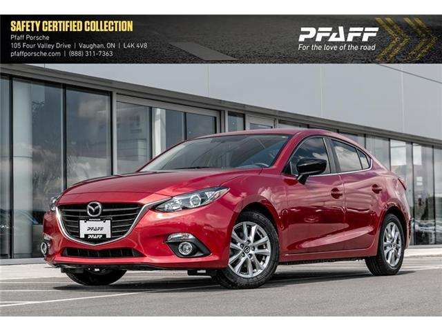 2016 Mazda Mazda3 GS at (Stk: P12500AA) in Vaughan - Image 1 of 7