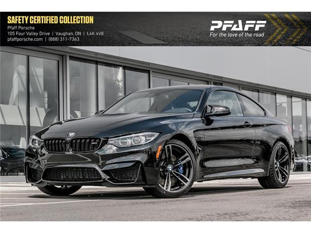 2018 BMW M4 Coupe (Stk: U7119) in Vaughan - Image 1 of 22
