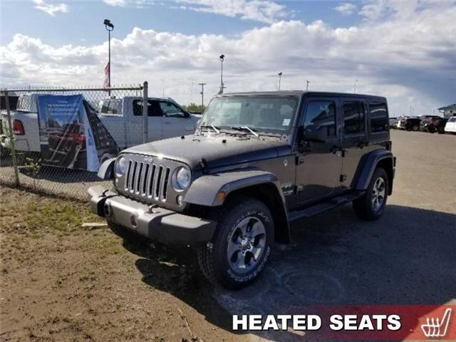 2018 Jeep Wrangler JK Unlimited Sahara (Stk: RT135) in  - Image 2 of 17