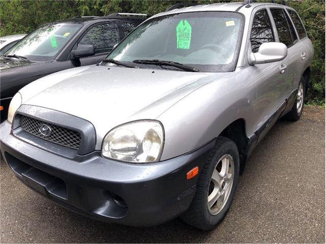 2004 Hyundai Santa Fe GL V6 (Stk: TN17102B) in Woodstock - Image 2 of 15