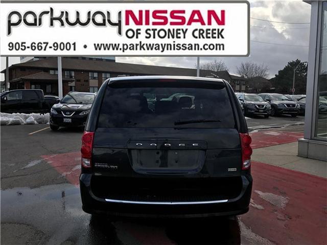 2012 Dodge Grand Caravan SE/SXT (Stk: N1258) in Hamilton - Image 4 of 16