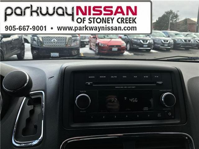 2012 Dodge Grand Caravan SE/SXT (Stk: N1258) in Hamilton - Image 15 of 16