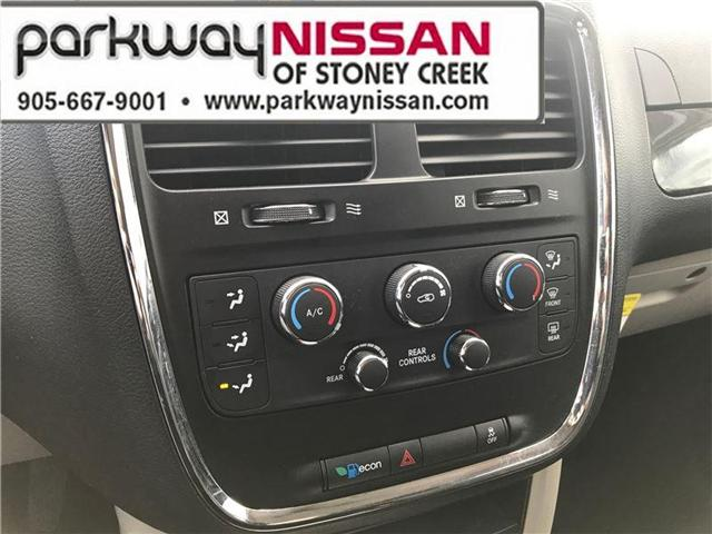2012 Dodge Grand Caravan SE/SXT (Stk: N1258) in Hamilton - Image 16 of 16