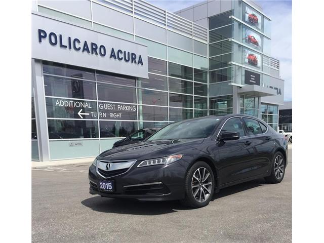 2015 Acura TLX Tech (Stk: 803090T) in Brampton - Image 1 of 3