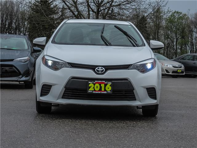 2016 Toyota Corolla  (Stk: 80026A) in Whitby - Image 2 of 22