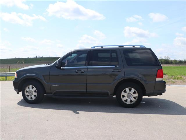 2005 Lincoln Aviator Luxury (Stk: U8450E) in London - Image 2 of 21