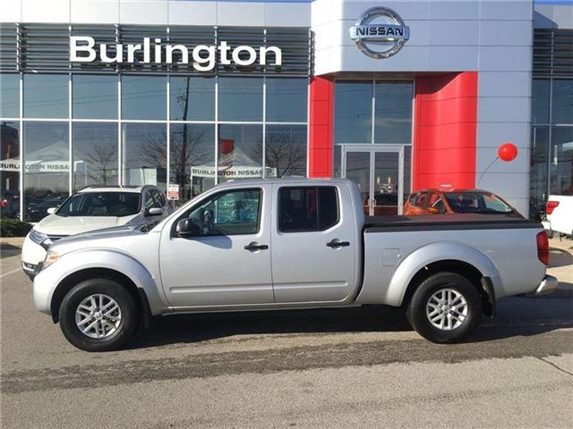 2017 Nissan Frontier SV (Stk: A6400) in Burlington - Image 2 of 17