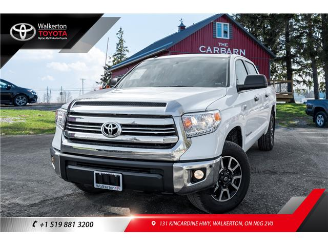 2017 Toyota Tundra SR5 Plus 5.7L V8 (Stk: P8044) in Walkerton - Image 1 of 24
