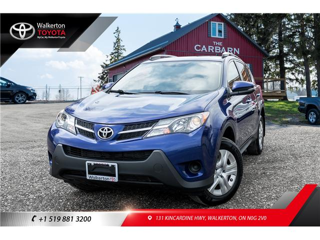 2014 Toyota RAV4 LE (Stk: P8082) in Walkerton - Image 1 of 20