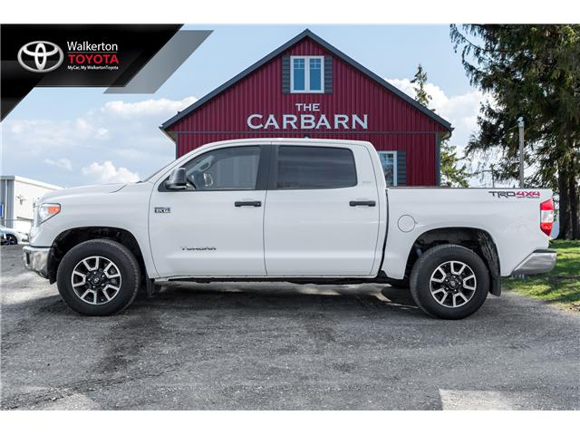 2017 Toyota Tundra SR5 Plus 5.7L V8 (Stk: P8044) in Walkerton - Image 3 of 24
