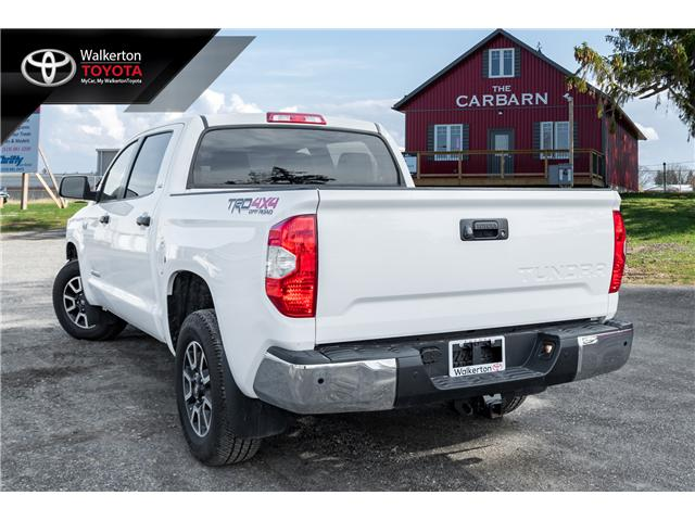 2017 Toyota Tundra SR5 Plus 5.7L V8 (Stk: P8044) in Walkerton - Image 4 of 24