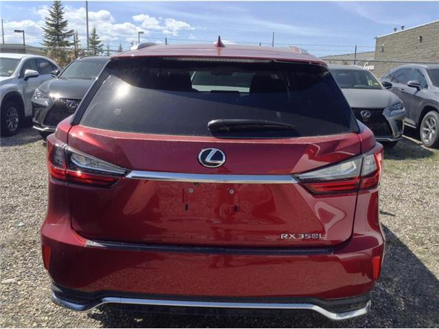 2018 Lexus RX 350L Luxury (Stk: 180257) in Calgary - Image 2 of 8