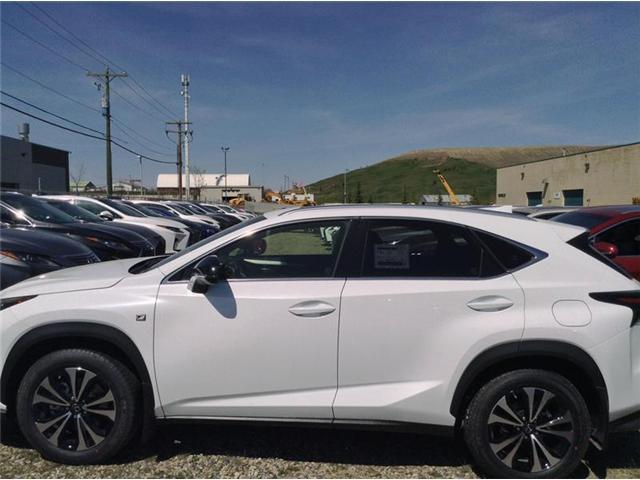 2018 Lexus NX 300 Base (Stk: 180279) in Calgary - Image 1 of 9