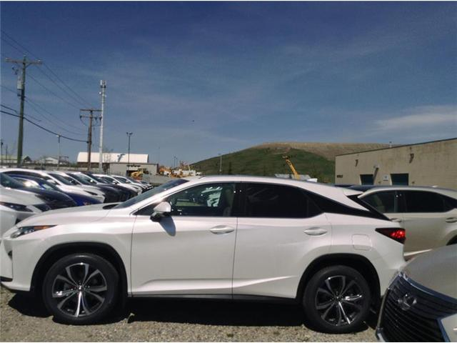 2018 Lexus RX 350 Base (Stk: 180345) in Calgary - Image 1 of 9