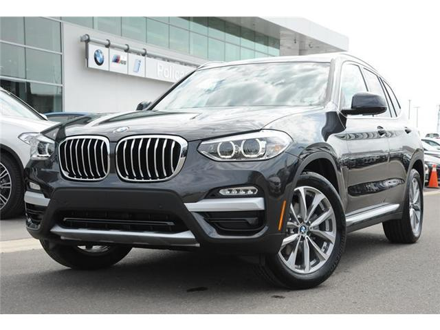 2018 BMW X3 xDrive30i (Stk: 8D68408) in Brampton - Image 1 of 12