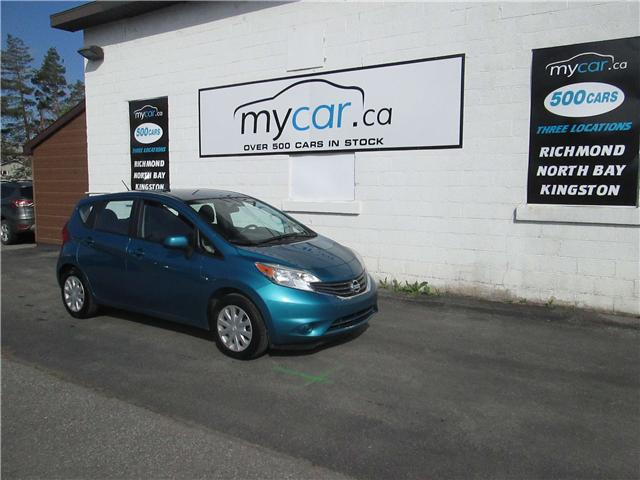 2014 Nissan Versa Note 1.6 SV (Stk: 180457) in North Bay - Image 2 of 13