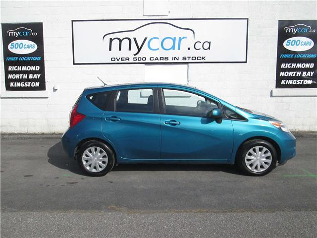 2014 Nissan Versa Note 1.6 SV (Stk: 180457) in North Bay - Image 1 of 13