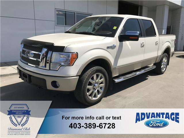2009 Ford F-150 Lariat (Stk: J-1255A) in Calgary - Image 1 of 10