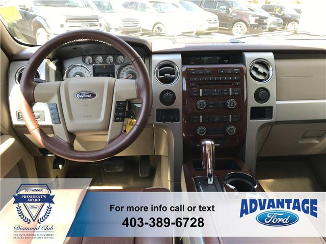 2009 Ford F-150 Lariat (Stk: J-1255A) in Calgary - Image 2 of 10