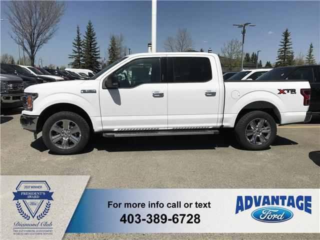 2018 Ford F-150 XLT (Stk: J-486) in Calgary - Image 2 of 5