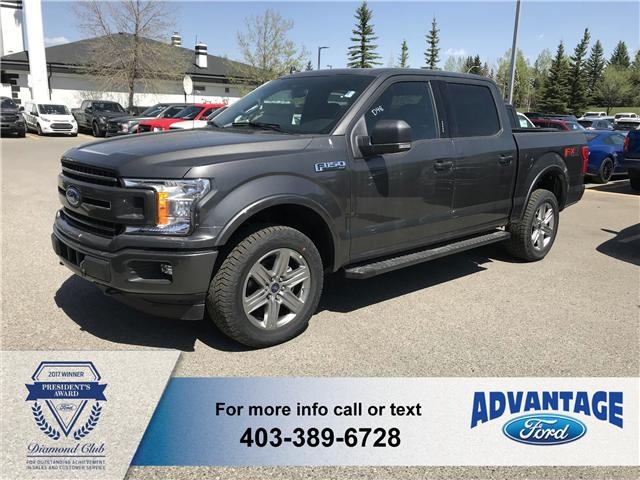 2018 Ford F-150 XLT (Stk: J-627) in Calgary - Image 1 of 5