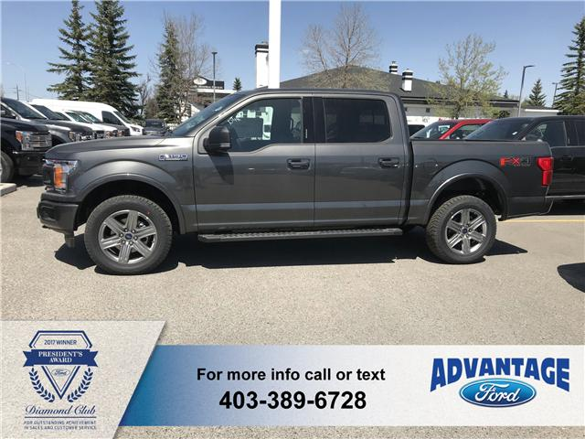 2018 Ford F-150 XLT (Stk: J-627) in Calgary - Image 2 of 5
