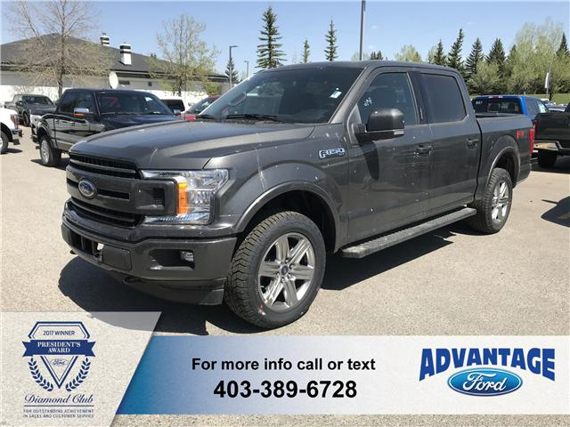 2018 Ford F-150 XLT (Stk: J-635) in Calgary - Image 1 of 5