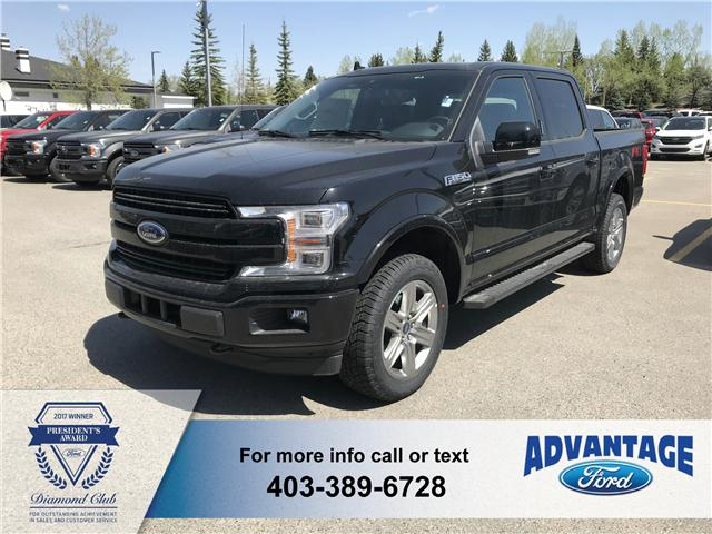 2018 Ford F-150 Lariat (Stk: J-638) in Calgary - Image 1 of 5