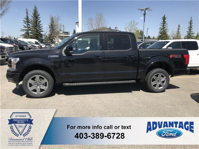 2018 Ford F-150 Lariat (Stk: J-638) in Calgary - Image 2 of 5