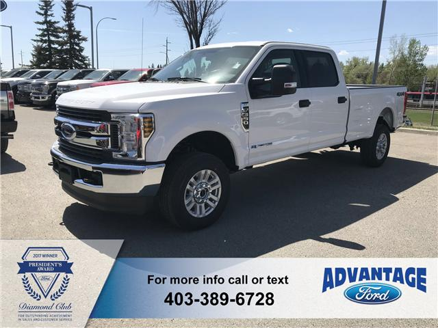 2018 Ford F-350 XLT (Stk: J-686) in Calgary - Image 1 of 5