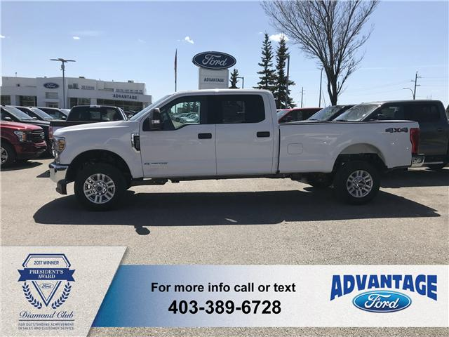 2018 Ford F-350 XLT (Stk: J-686) in Calgary - Image 2 of 5