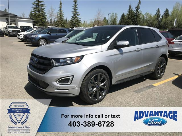 2018 Ford Edge Sport (Stk: J-911) in Calgary - Image 1 of 5
