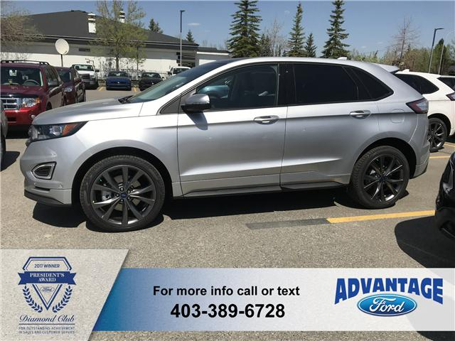 2018 Ford Edge Sport (Stk: J-911) in Calgary - Image 2 of 5