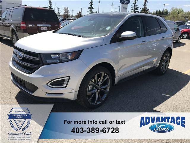 2018 Ford Edge Sport (Stk: J-912) in Calgary - Image 1 of 5