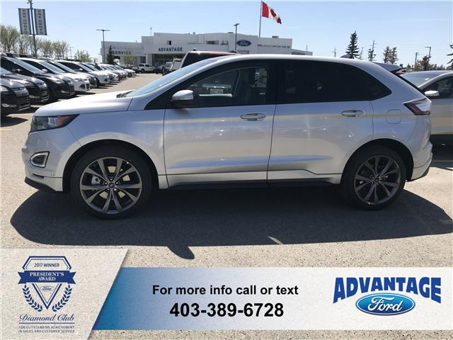 2018 Ford Edge Sport (Stk: J-912) in Calgary - Image 2 of 5