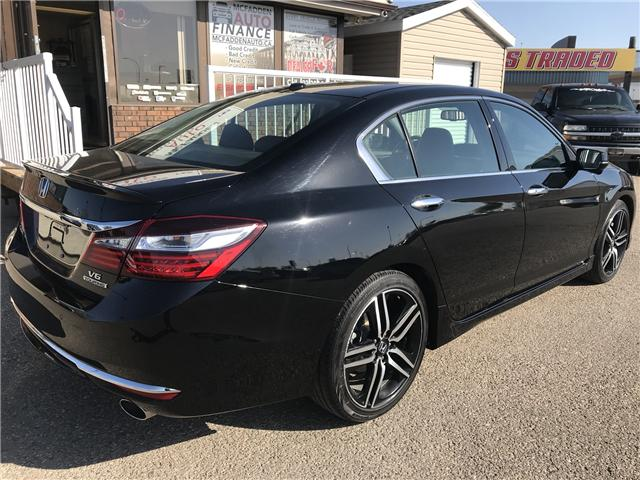 2017 Honda Accord Touring V6 (Stk: B1971) in Lethbridge - Image 7 of 26