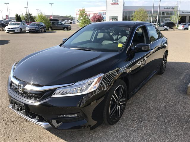 2017 Honda Accord Touring V6 (Stk: B1971) in Lethbridge - Image 5 of 26